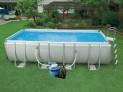 Bazény s pieskovou filtráciou